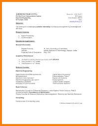 academic resume examples electronic assembly job description