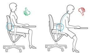 si e ergonomique de bureau comment choisir un siège ergonomique posture assise au travail