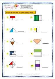 grade 3 maths worksheets 7 1 fractions lets share knowledge