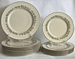 set of lenox china etsy