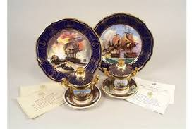 spode maritime spode commemoratives two limited edition spode maritime
