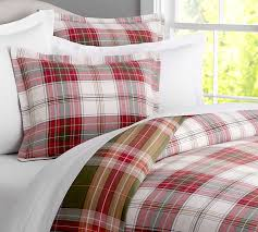 red tartan duvet cover king size sweetgalas with regard to plaid