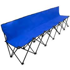 insta bench 6 seat insta bench portable folding bench