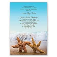 starfish wedding invitations wedding invitations invitations by