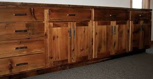 Rustic Kitchen Cabinets Custom Rustic Kitchen Cabinets U2014 Barn Wood Furniture Rustic