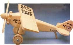 Free Wooden Toy Plans Patterns by Childs Wood Toy Airplane Woodworking Plans And Information At