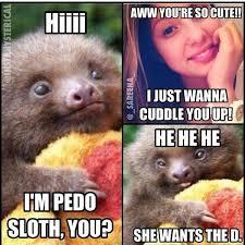 Sexy Sloth Meme - sexy sloth sexy sloth twitter