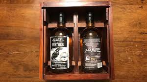 black review black feather whiskey review drink reviews black feather