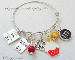 Birthday Charm Bracelet Happy 15th Birthday Charm Bracelet Personalized Jewelry Gift