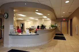 Medical Reception Desks by Image Reception Desk At The Fairlawn Achp Akron Children U0027s