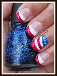 southern sister polish huge 4th of july nail art post