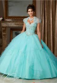 quinceanera dresses aqua aliexpress buy beading quinceanera dresses aqua