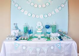 Blue And Gold Baby Shower Decorations by Blue Centerpieces For Baby Shower Home Design Website Ideas