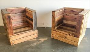 Wooden Arm Chairs Diy Wooden Pallet Arm Chair Designs Recycled Pallet Ideas