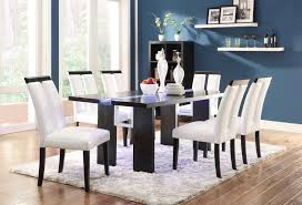 Coaster Dining Room Sets 7 Set With Led Lit Dining Table By Coaster Wolf And
