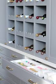 Kitchen Cabinet Wine Rack Ideas Cool Built In Wine Racks For Kitchen Cabinets Cabinet Rack Ideas