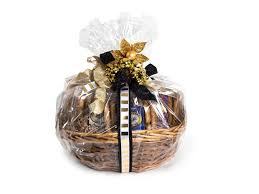 cookie gift basket new year s gift basket from cooper cookies