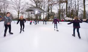 synthetic ice rink for leisure glice buy or rent