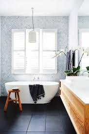bathroom white shower curtain white porcelain toilet glass
