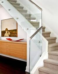 Metal Stair Banister Modern Handrail Designs That Make The Staircase Stand Out