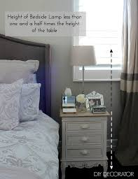 how high should a bedside table be nightstands white bedside table with drawers tall night stand