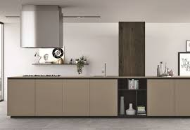 Cucine Maiullari by Kitchen Top And Doors Made Of Fenix Ntm Beige Luxor Courtesy Of