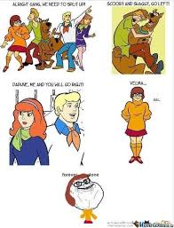Velma Meme - poor velma by panypan meme center