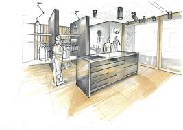 Interior Design Sketches by Brief 2 Retail Interior Design Retail Interior And Perspective