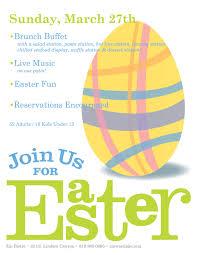 Easter Brunch Buffet by Easter Brunch Westlake Village Zin Bistro