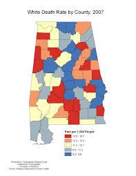 Black Death Map Alabama Maps Demographics