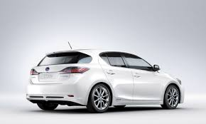lexus ct 200h hatchback lexus ct 200h more details
