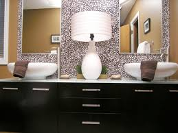 black bathroom vanities hgtv