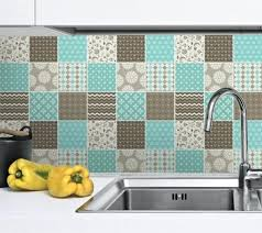 stickers carreaux cuisine adhesif pour carrelage cuisine stickers carrelage cuisine pas cher