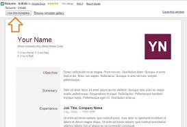 google free resume templates download resume templates free