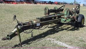 John Deere 71 Planter by John Deere 530 Double Planter Hitch Item K2443 Sold Apr