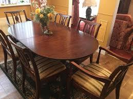 Mahogany Dining Room Table And 8 Chairs Mahogany Dining Table And 8 Chairs Admiring The Mahogany Dining