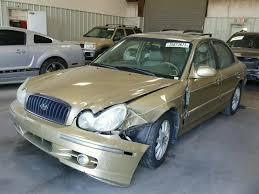2003 hyundai sonata gls auto auction ended on vin kmhwf35h33a846738 2003 hyundai sonata