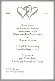 wedding anniversary email invitation