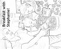 how to make a coloring book out of classroom photos scholastic