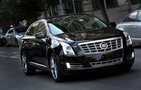 cadillac xts sedan cadillac s xts sedan looks to bring luxury to livery