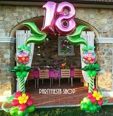176 best cumples images on pinterest balloon decorations