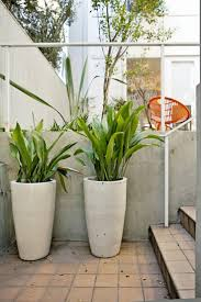 patio garden planter pots modern tokyo design best planters ideas