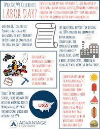 why do we celebrate labor day advantage solutions careers