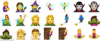 mermaid man fairy 69 emoji revealed daily mail