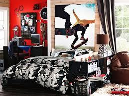 Skateboard Bedroom Ideas Black Gray Skateboard Bedding Teen Boy Twin Or Full Comforter Set