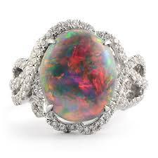 black opal rings images Lightning ridge black opal ring white gold wixon jewelers jpg
