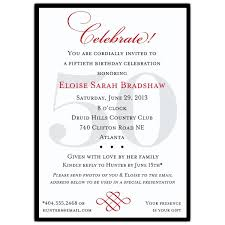 sle wedding reception program birthday invites 50th birthday invitation wording sle ideas