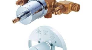 shower 2 handle shower valve admirably three knob bathtub faucet