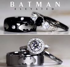 superman wedding rings best 25 batman wedding rings ideas on batman ring