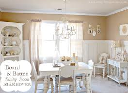 Board  Batten Dining Room Makeover Love Of Family  Home - Dining room makeover